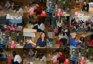 Babysitterprojekt 2014
