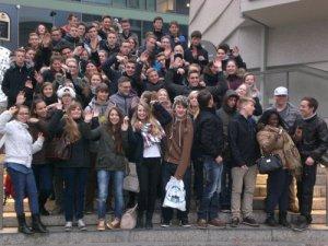 Studienfahrt Berlin 2014 Jg. R10