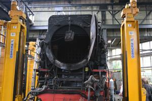 Dampflokwerk 2015 (Wöl)