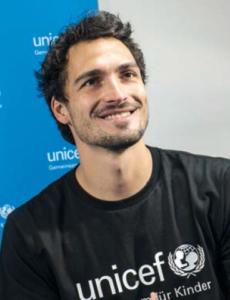 Mats Humnmels (UNICEF)