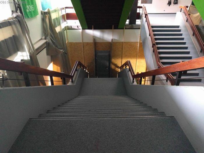 Umbau Forum
